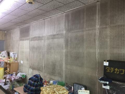 旧荒川金物店改修前