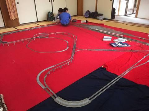 20170504鉄道模型大運転会(Nゲージ)