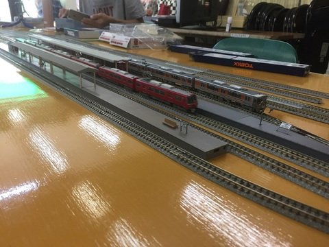 20171008鉄道模型&プラレール1